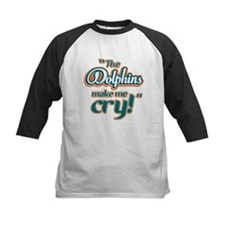 The Dolphins make me cry Tee