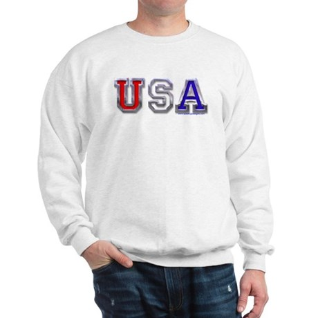 USA Chrome Sweatshirt
