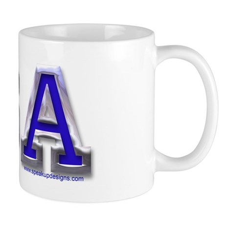 USA Chrome Mug