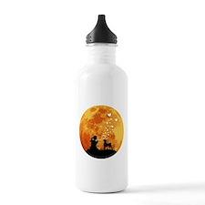 Basenji Sports Water Bottle