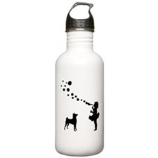 Basenji Sports Water Bottle