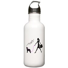 Bedlington Terrier Water Bottle