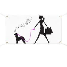 Bedlington Terrier Banner