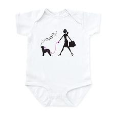 Bedlington Terrier Infant Bodysuit
