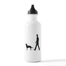 Australian Kelpie Sports Water Bottle