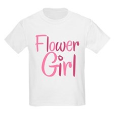 Cool Country Flower Pink Kids T-Shirt