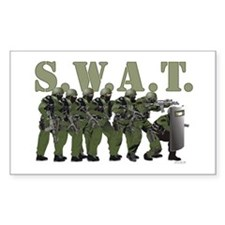 SWAT Decal