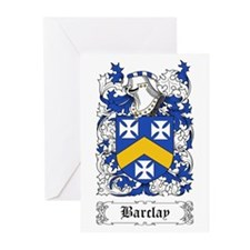 Barclay [Scottish] Greeting Cards (Pk of 10)