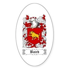 Baird Decal