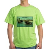 Indian Elephants Photo T-Shirt