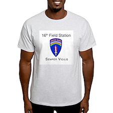 USASA Field Station Herzo Base T-Shirt