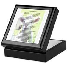Cute Pastor Keepsake Box