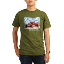 Bonneville Salt Flats 2 T-Shirt