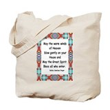 INDIAN PRAYER Tote Bag
