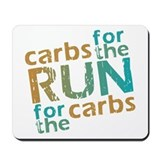 RUN Carbs Mousepad