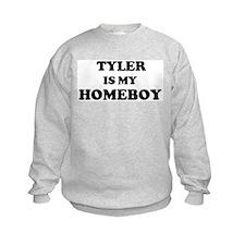Tyler Is My Homeboy Sweatshirt
