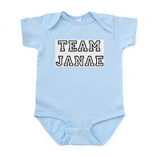 Team Janae Infant Creeper