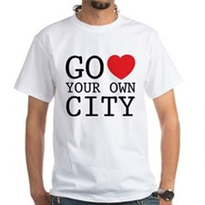Go love your own City origina Shirt