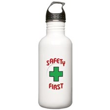 Safety First Cross Water Bottle