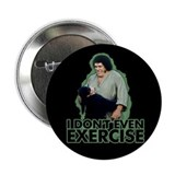Princess Bride Fezzik 2.25&quot; Button