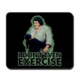Princess Bride Fezzik Mousepad