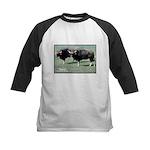 Gaur Bulls Photo Kids Baseball Jersey