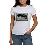 Gaur Bulls Photo Women's T-Shirt