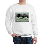 Gaur Bulls Photo (Front) Sweatshirt