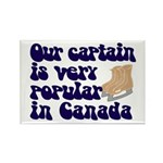 Popular captain Rectangle Magnet (100 pack)