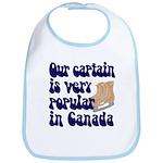 Popular captain Bib