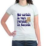 Popular captain Jr. Ringer T-Shirt