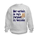 Popular captain Kids Sweatshirt