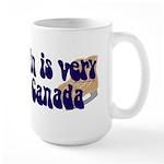 Popular captain Large Mug
