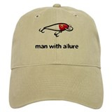 Man with Allure Cap