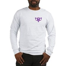 Swing Lifestyle Symbol Long Sleeve T-Shirt 2-sided