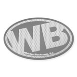 Whistler B.C. Decal