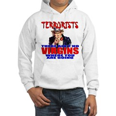 Anti-Terrorist Conservative Hooded Sweatshirt