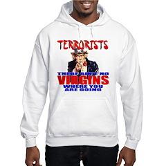 Anti-Terrorist Conservative Hooded Sweatshirt