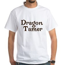 Dragon Tamer White Tee