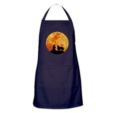 Bernese Mountain Dog Apron (dark)