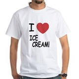 I heart ice cream Shirt