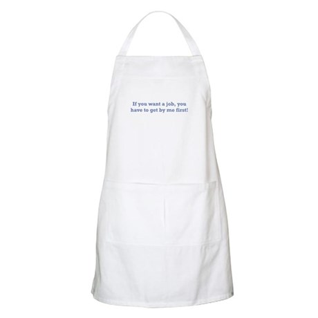 Job / First Apron