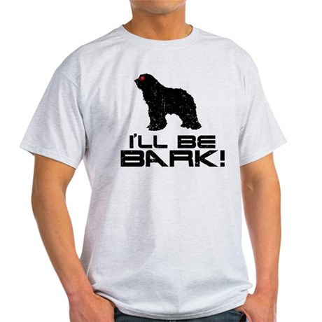 Bergamasco Sheepdog Light T-Shirt