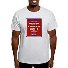rallyobamablack T-Shirt