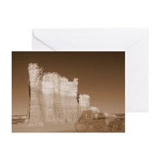 Unique Kansas city rocks Greeting Cards (Pk of 10)
