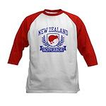 New Zealand Kids Baseball Jersey