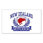 New Zealand Sticker (Rectangle)