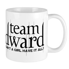 Team Jedward Mug