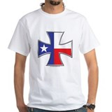 Texas Flag Iron Cross Shirt