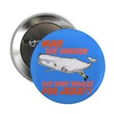 "Cool Unborn gay 2.25"" Button (100 pack)"